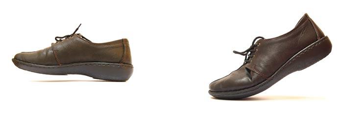 Exportaciones sector calzado español