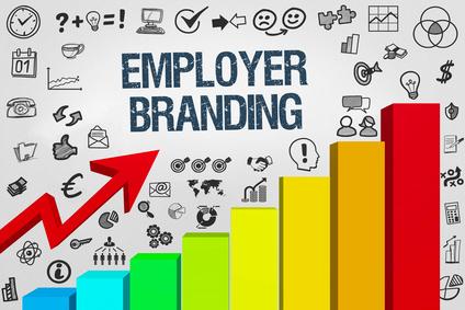 Gráfico de resultados a través de una estrategia de employer branding