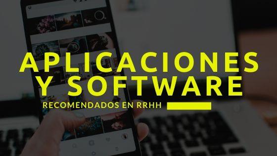 Aplicaciones y software para recursos humanos